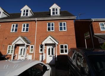 Thumbnail 3 bed town house to rent in Heatherwood Court, Bransholme, Hull
