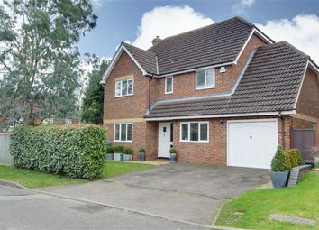 Thumbnail 5 bed detached house for sale in Bishops Field, Aston Clinton, Aylesbury