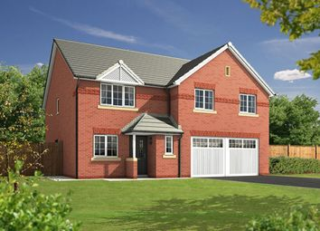 Thumbnail 5 bed detached house for sale in Moorland Road, Poulton-Le-Fylde
