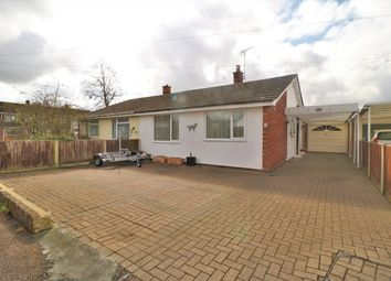 Thumbnail 2 bed semi-detached bungalow for sale in Lammas Way, Wivenhoe, Colchester