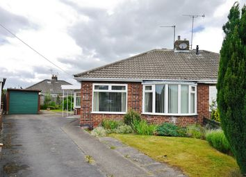 Thumbnail 3 bed semi-detached bungalow for sale in Firwood Whin, Huntington, York