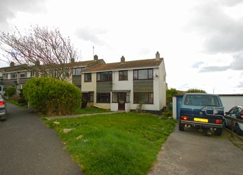 Thumbnail 3 bed end terrace house to rent in Wheal Rose, Porthleven, Helston