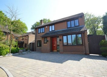 Thumbnail 4 bed detached house for sale in Drayton Lodge Park, Drayton, Norwich