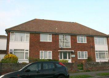 Thumbnail 2 bed flat to rent in Selborne Road, Littlehampton