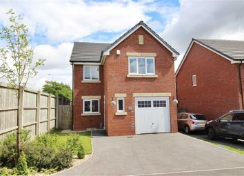 Thumbnail 4 bed detached house for sale in Meadow Brook, Wigan