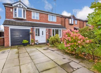Thumbnail 4 bed detached house for sale in Clare Close, Bury