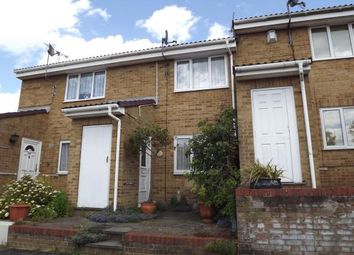 Thumbnail 2 bed terraced house for sale in Middleton Close, Gillingham, Kent