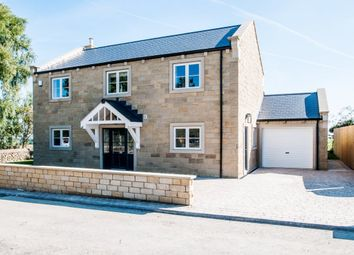 Thumbnail 4 bed detached house for sale in High View, Burnt Yates, Harrogate