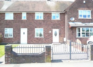 Thumbnail 3 bed terraced house for sale in Griffiths Drive, Ashmore Park, Wednesfield