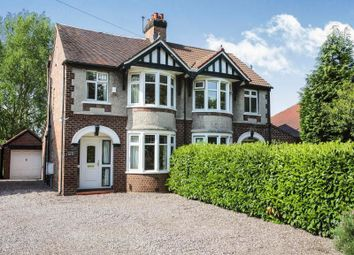 Thumbnail 3 bed semi-detached house for sale in Chester Road, Sandiway, Northwich