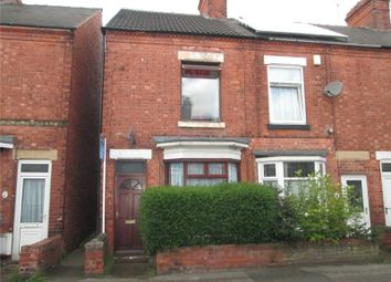 Thumbnail 3 bed end terrace house for sale in King Street, Worksop, Nottinghamshire