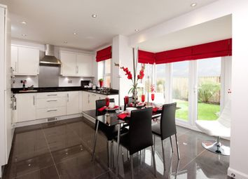 "Thumbnail 4 bed detached house for sale in ""Tavistock"" at Larch Road, Huyton, Liverpool"