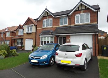 Thumbnail 4 bed detached house for sale in Jubilee Gardens, Staining