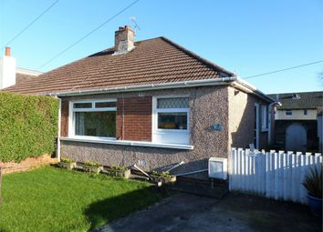 Thumbnail 2 bed semi-detached bungalow for sale in Tennyson Drive, Cefn Glas, Bridgend, Mid Glamorgan