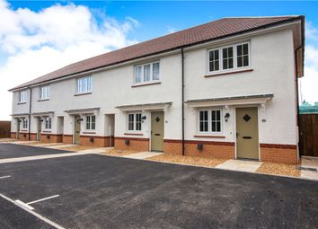 Thumbnail 2 bed end terrace house for sale in Parks Close, Hartford, Northwich
