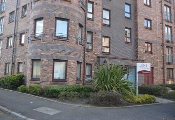 Thumbnail 1 bedroom flat to rent in Hermand Street, Slateford, Edinburgh Available 17th August