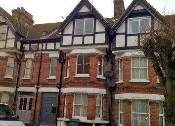 Thumbnail 2 bed flat to rent in Cambridge Gardens, Folkestone, Kent
