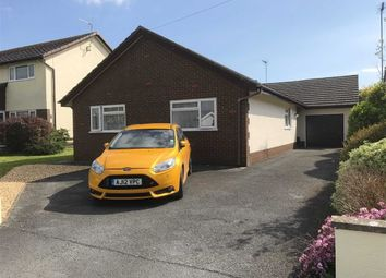 Thumbnail 4 bed detached bungalow for sale in Upper Lamphey Road, Pembroke