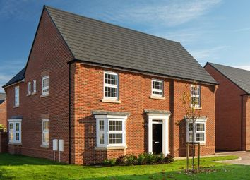 """Thumbnail 5 bed detached house for sale in """"Henley"""" at Prior Place, Grove, Wantage"""