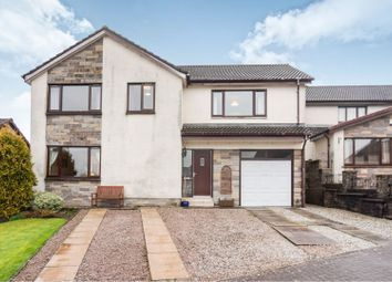 Thumbnail 4 bed detached house for sale in Wolfgill Place, Dumfries