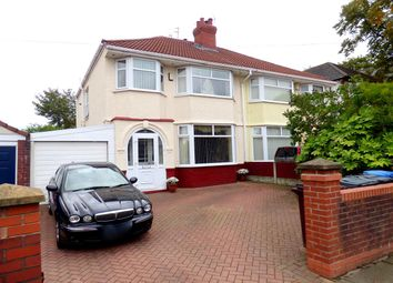 Thumbnail 3 bed semi-detached house for sale in Church Road, Huyton, Liverpool
