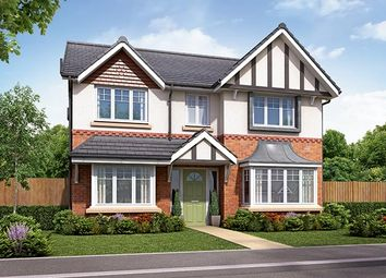 Thumbnail 4 bedroom detached house for sale in Bollin Park, Wilmslow, Cheshire