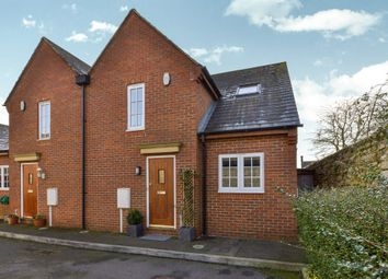 Thumbnail 3 bed semi-detached house for sale in Tyrell Close, Castlethorpe, Milton Keynes
