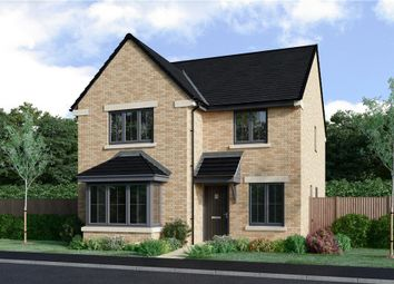 "Thumbnail 4 bed detached house for sale in ""The Mitford Alternative"" at Priory Gardens, Corbridge"
