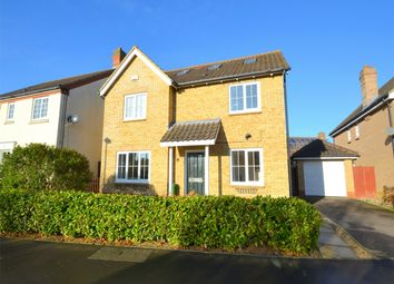 Thumbnail 5 bed detached house for sale in Willow Lane, Great Cambourne, Cambridge