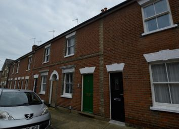 Thumbnail 2 bed terraced house to rent in Hospital Road, Colchester