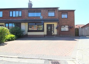 Thumbnail 4 bed property for sale in Greystock Close, Preston