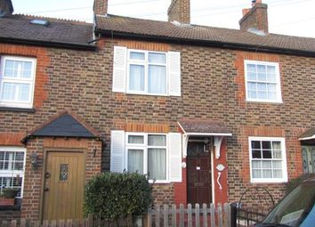 Thumbnail 2 bed terraced house for sale in Hardwick Road, Redhill, Surrey