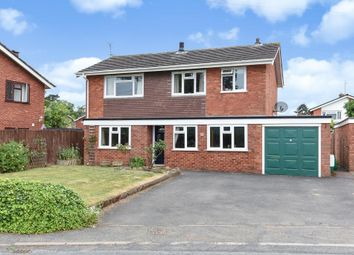 Thumbnail 4 bedroom detached house for sale in Moreton On Lugg, Hereford