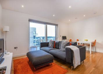 Thumbnail 1 bed flat to rent in The Moore, East Parkside, Greenwich Peninsula