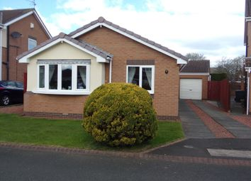 Thumbnail 2 bed detached house for sale in Malvern Close, Ashington