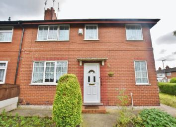 Thumbnail 3 bed semi-detached house for sale in Edward Avenue, Salford