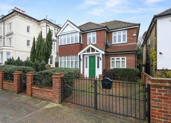 Thumbnail 4 bed detached house to rent in Grove Park Road, London