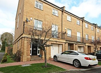 Thumbnail 4 bedroom town house for sale in Cheyne Gardens, West Cliff, Bournemouth
