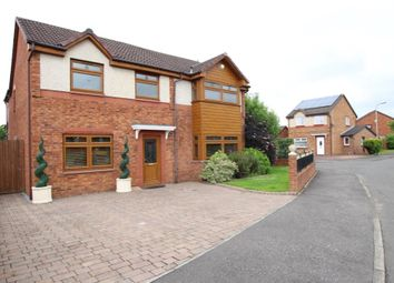 Thumbnail 4 bedroom detached house for sale in Macmillan Gardens, Uddingston, Glasgow