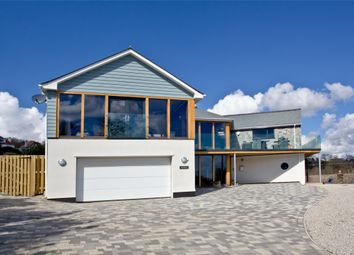 Thumbnail 4 bedroom property for sale in Porthpean Beach Road, St. Austell, Cornwall