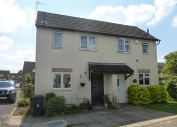 Thumbnail 2 bed semi-detached house for sale in Milford Close, Gloucester