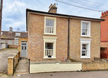 Thumbnail 3 bed semi-detached house for sale in St Johns Road, Hampton Wick