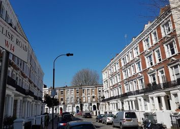 Thumbnail 1 bed flat to rent in Maclise Road, Brook Green, London