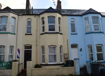 Thumbnail 1 bed flat to rent in 20 Danby Terrace, Exmouth