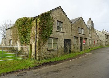 Thumbnail Commercial property for sale in The Gables Churchtown, St. Breward, Bodmin, Cornwall