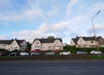 Thumbnail 2 bed flat for sale in Doune Terrace, Coatbridge