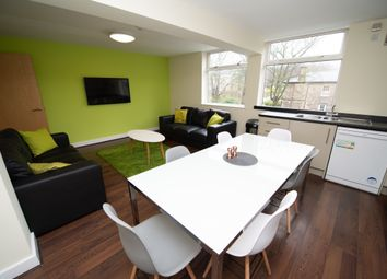 Thumbnail 7 bed flat to rent in Broomgrove Road, Collegiate, Sheffield