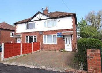 Thumbnail 2 bed semi-detached house to rent in Fovant Crescent, Reddish, Stockport