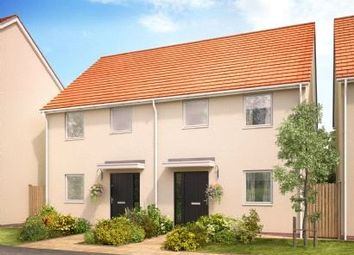 Thumbnail 3 bed semi-detached house for sale in Camomile Lawn, Weston Lane, Totnes, Devon