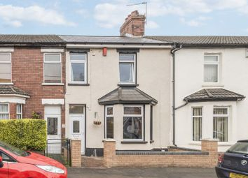 Thumbnail 3 bed terraced house for sale in Church Street, Rogerstone, Newport